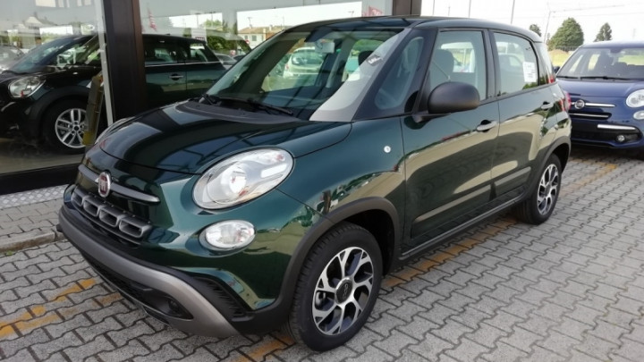 Fiat 500 L City Cross