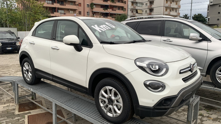 Fiat 500 x City Cross 596
