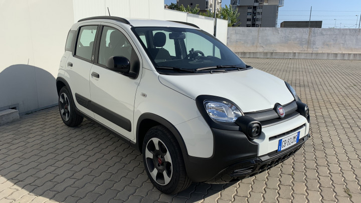FIAT PANDA CITYCROSS BY WIND