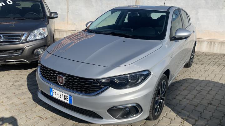 Fiat Tipo TCT Lounge