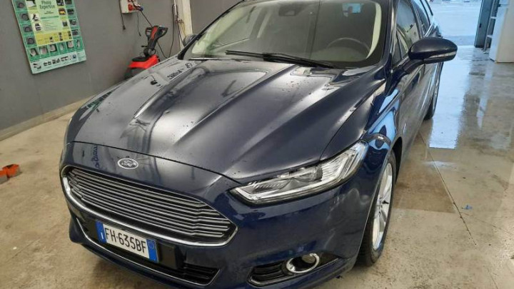 Ford Mondeo SW 635