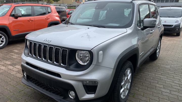 Jeep Renegade Longitude 512