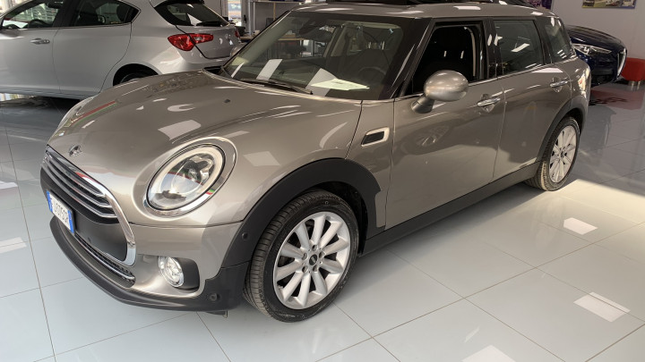 Mini Clubman ONE D Automatica