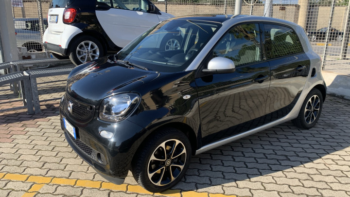 Smart FORFOUR 1.0 Passion Twinamic 224