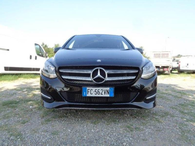 Mercedes B 180 Automatic Business