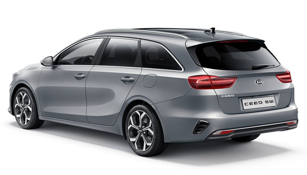 KIA Cee'd Wagon 1.6 CRDI 115cv SW Eco Business Class