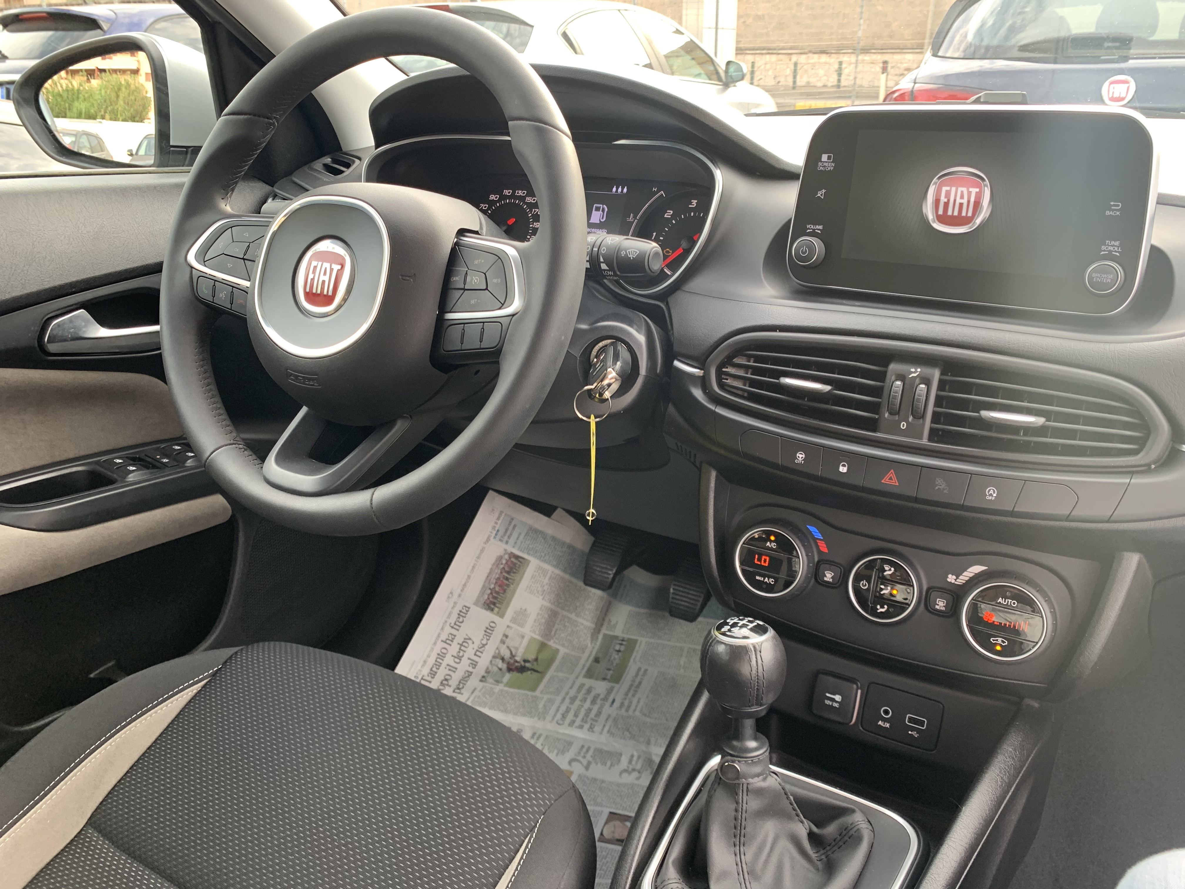 Fiat Tipo 1.6 M-jet Lounge SW G